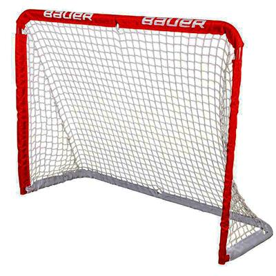 "(Bauer Recreational Steel Goal - 48""x37""x18"")"