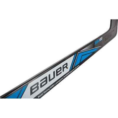 Bauer Logo (Bauer Two Mini Sticks w/ Two Balls)