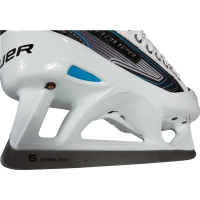 Holder & Runner (Bauer Reactor 7000 Goalie Skates - Senior)