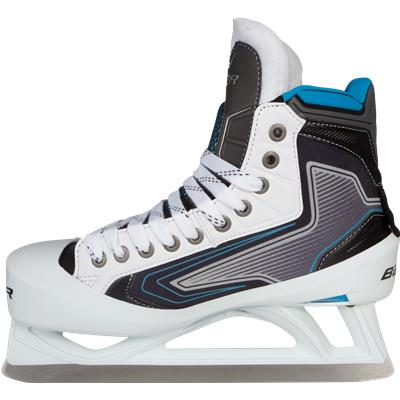 Side View (Bauer Reactor 7000 Goalie Skates - Senior)