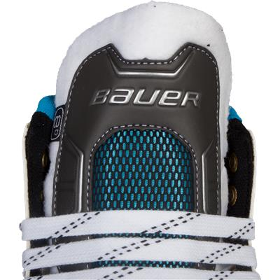 Outside Of Tongue (Bauer Reactor 7000 Goalie Skates - Senior)