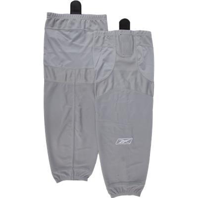 Grey (Reebok SX100 Edge Gamewear Hockey Socks)