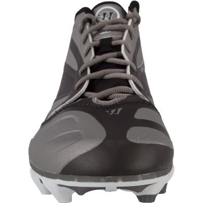 Front View (Warrior Burn 7.0 Mid Cleats)