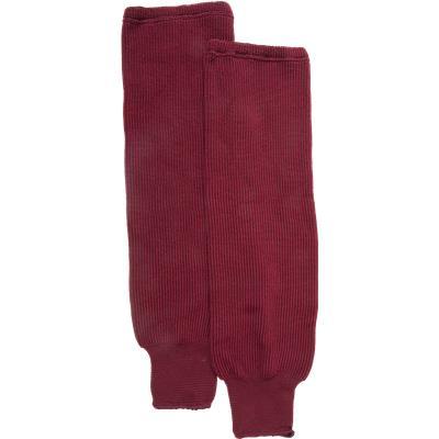 Burgundy (SK100 Knit Hockey Socks)