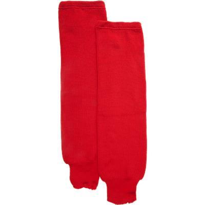 Red (SK100 Knit Hockey Socks)