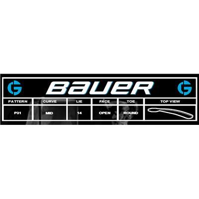 (Bauer Reactor 5000 Wood Goalie Stick)