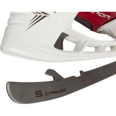(Bauer Vapor X600 Ice Hockey Skates - Junior)