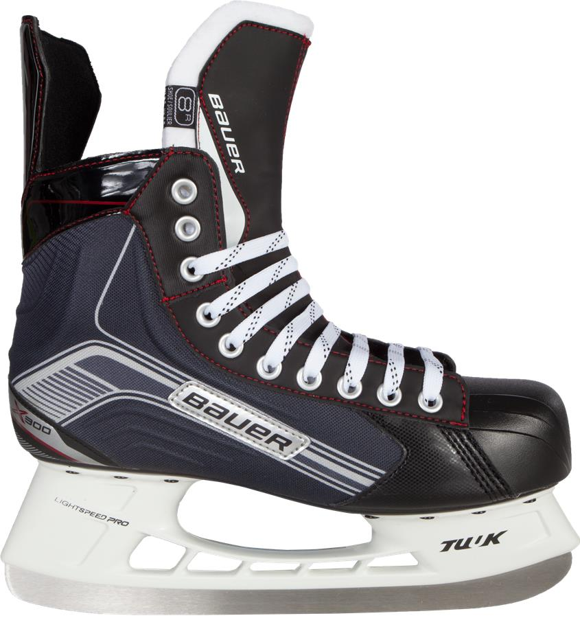 b7ee61b01a3 Side View (Bauer Vapor X300 Ice Hockey Skates - Junior)