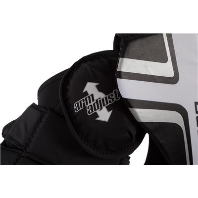 Shoulder Protection (Bauer Prodigy 2.0 Goalie Chest & Arms)
