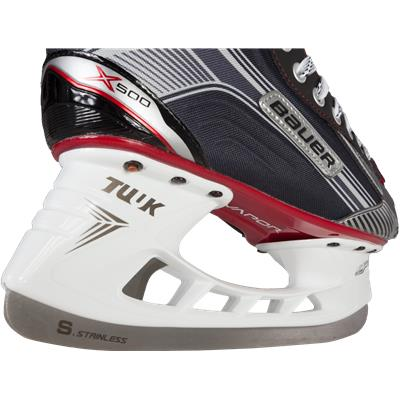 Blade View (Bauer Vapor X500 Ice Hockey Skates - Junior)