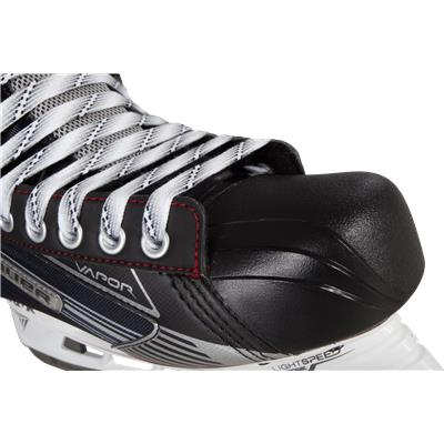 Toe View (Bauer Vapor X500 Ice Hockey Skates - Junior)
