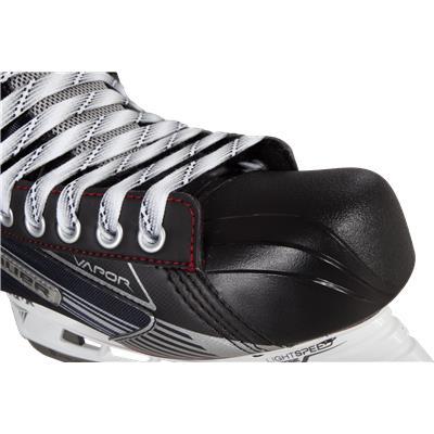 Toe View (Bauer Vapor X500 Ice Hockey Skates - Senior)