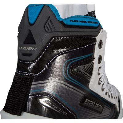 (Bauer Reactor 9000 Goalie Skates - Senior)