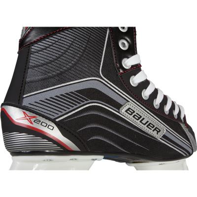 Side View (Bauer Vapor X200 Ice Skates)