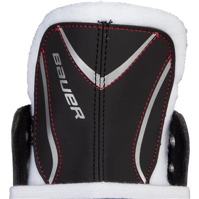 Tongue View (Bauer Vapor X200 Ice Skates)