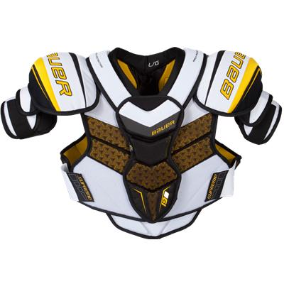 Front View (Bauer Supreme 190 Shoulder Pads)