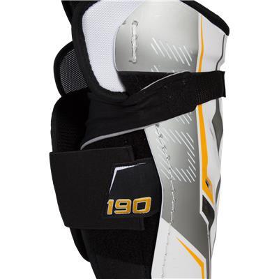 (Bauer Supreme 190 Hockey Shin Guards)