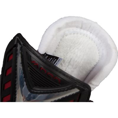 Inside Of Tongue (Bauer Vapor 1X Ice Hockey Skates - Junior)