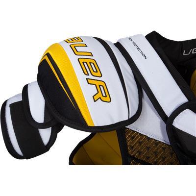 Bicep Protection (Bauer Supreme 190 Shoulder Pads)