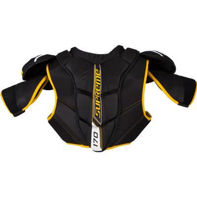 Back View (Bauer Supreme 170 Shoulder Pads)