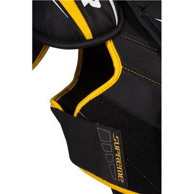 Velcro View (Bauer Supreme 170 Shoulder Pads)