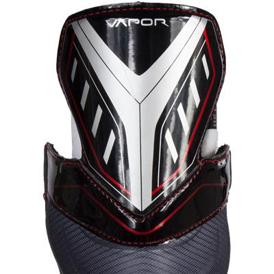 Zoomed Back View (Bauer Vapor X300 Ice Hockey Skates)