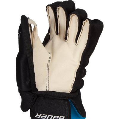 Front Palm View (Bauer Prodigy Hockey Gloves)
