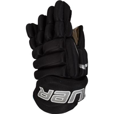Backhand View (Bauer Prodigy Hockey Gloves)