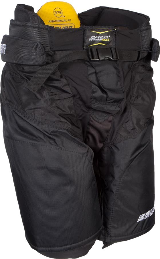 fc07a4950be Black (Bauer Supreme TotalOne MX3 Hockey Pants - Senior)