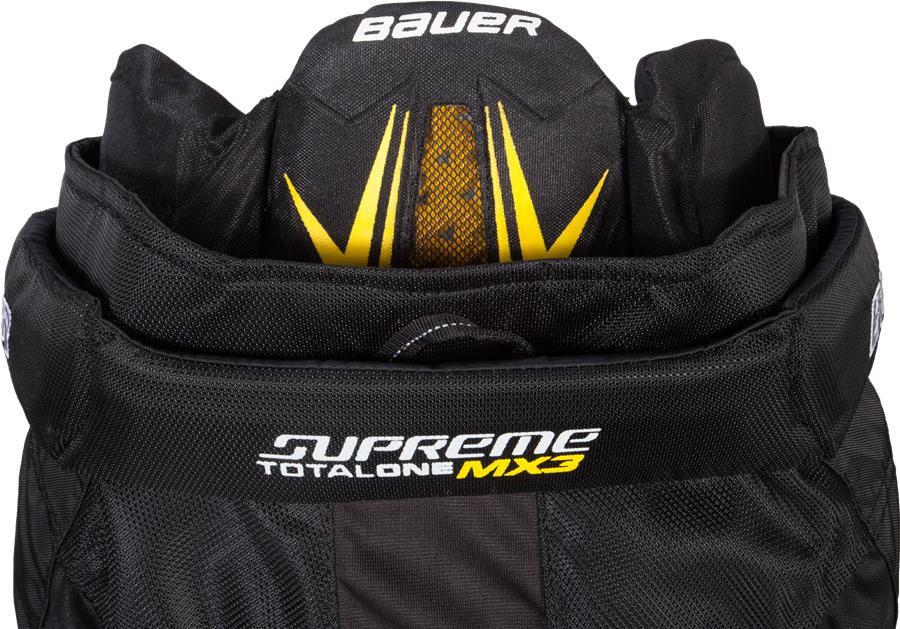 35501da1fff Spine Protection (Bauer Supreme TotalOne MX3 Hockey Pants - Senior)