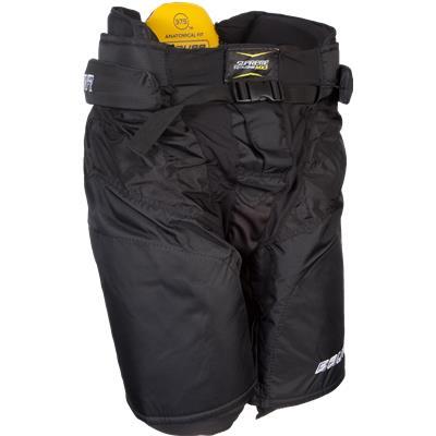 Black (Bauer Supreme TotalOne MX3 Hockey Pants)