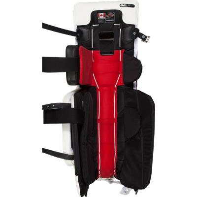 Liner View (Bauer Reactor 9000 Goalie Leg Pads - Senior)