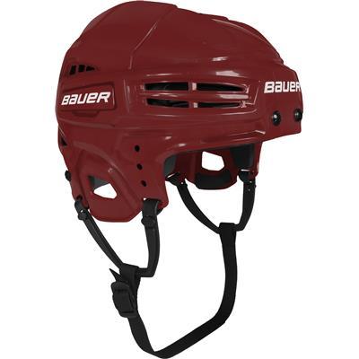 Red (Bauer IMS 5.0 Hockey Helmet)