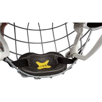 (Bauer RE-AKT 100 Hockey Helmet Combo - Youth)