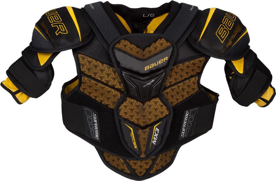 b48ca07776f (Bauer Supreme TotalOne MX3 Hockey Shoulder Pads - Junior)
