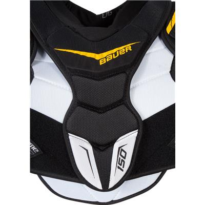 (Bauer Supreme 150 Hockey Shoulder Pads)