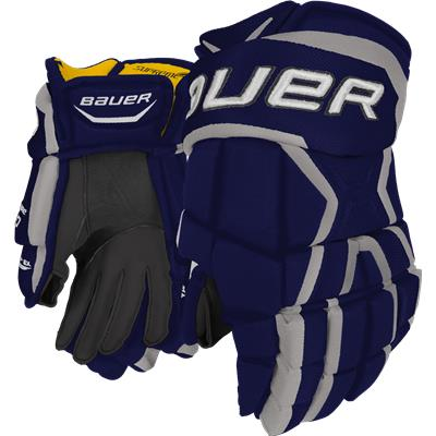Navy (Bauer Supreme 190 Gloves)