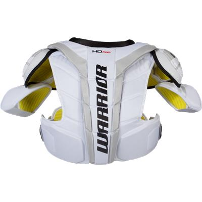Back View (Warrior Dynasty HD Pro Hockey Shoulder Pads)