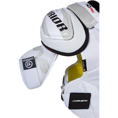 Bicep Protection (Warrior Dynasty HD Pro Hockey Shoulder Pads)