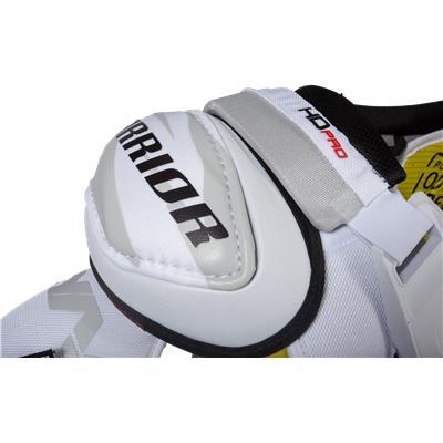 Shoulder Protection (Warrior Dynasty HD Pro Hockey Shoulder Pads)