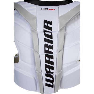 Spine Protection (Warrior Dynasty HD Pro Shoulder Pads)