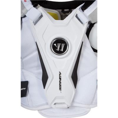 Sternum Protection (Warrior Dynasty HD Pro Hockey Shoulder Pads)