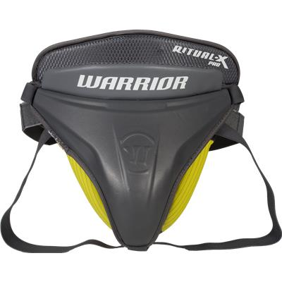 Front View (Warrior Ritual X Pro Goalie Jock)