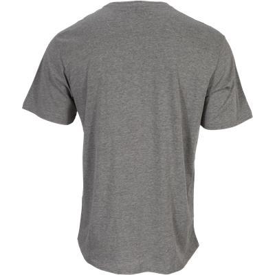 (Bauer Vapor Tee Shirt - Grey)