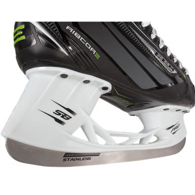 Blade View (CCM RIBCOR 42K Ice Hockey Skates)