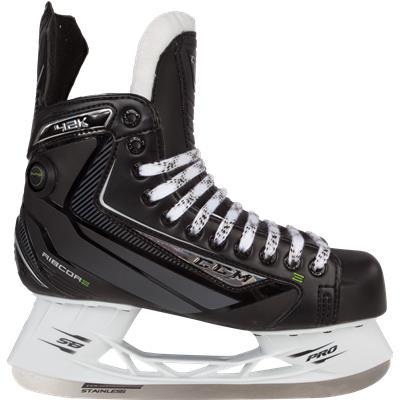 Side View (CCM RIBCOR 42K Ice Hockey Skates)