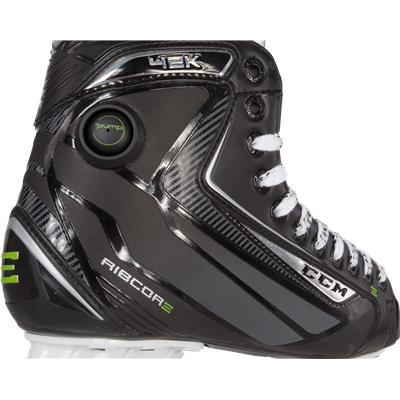 Three Quarter View (CCM RIBCOR 42K Ice Hockey Skates)