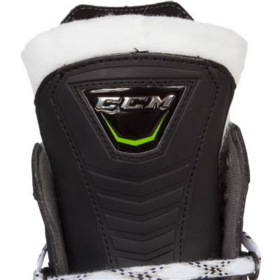 Tongue View (CCM RIBCOR 44K Ice Hockey Skates)