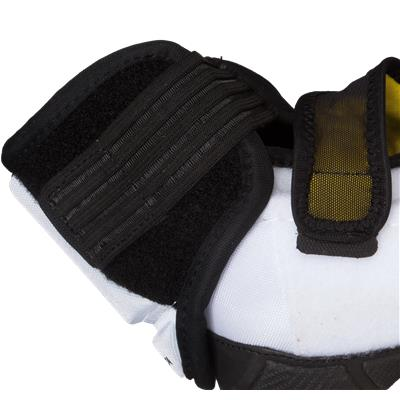 Strap View (CCM Ultra Tacks Elbow Pads)