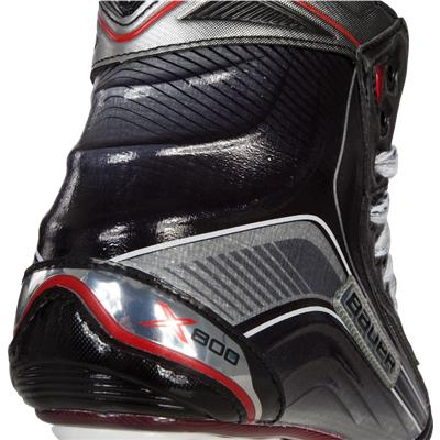 Back View (Bauer Vapor X800 Ice Hockey Skates)